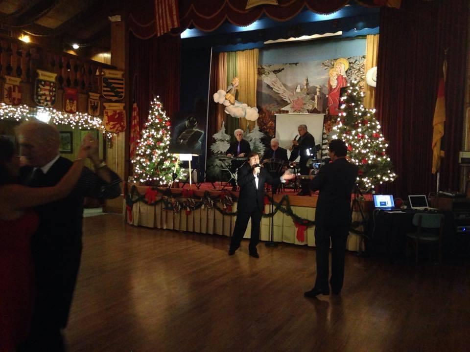 Show Club Internacional de tango Argentino Miami FL