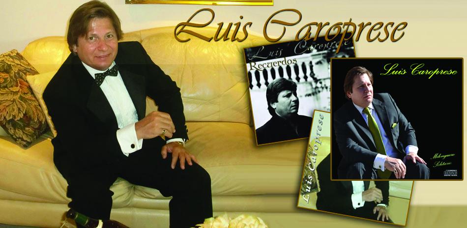 luis caroprese tango albums